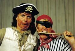 Piraten die verschrikkelijk zijn!